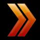 007652-firey-orange-jelly-icon-arrows-double-arrowhead-right