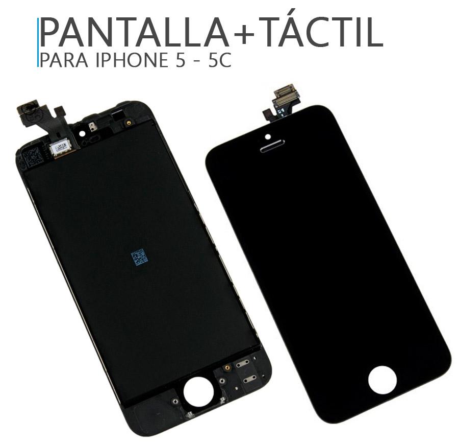 donde comprar una pantalla para un iphone 5c