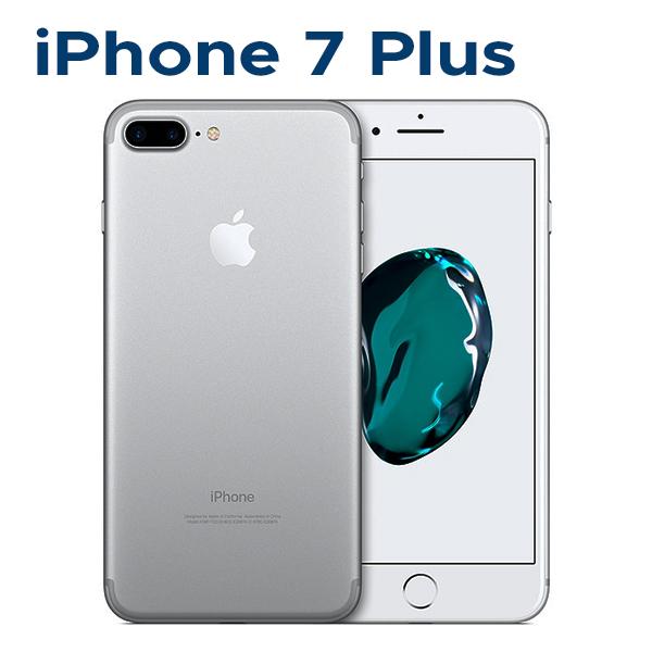 iphone 7+ blanco