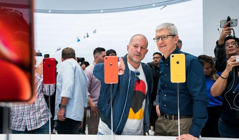 Iphone Jony Ive, responsable de Diseño de Apple, deja la compañía